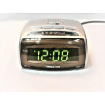 Timestar TIMZ1 LED Digitális ébresztőóra - rkt