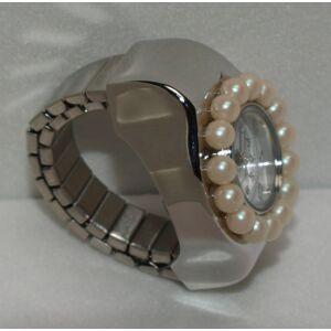 CIGY13 City Time gyűrűóra, gyöngyökkel