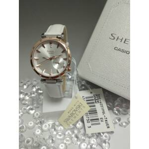 SHE-4051PGL-7A Casio Sheen Prémium női karóra