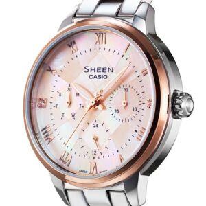 SHE-3055SPG-4A Casio Sheen Prémium Női karóra