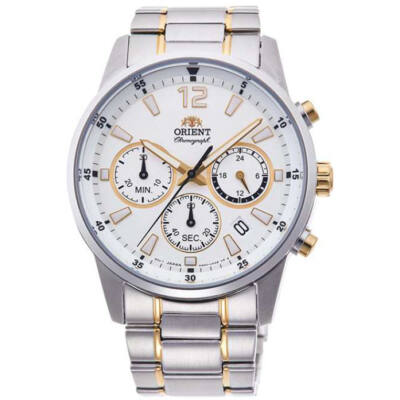 RA-KV0003S10B Orient Chronograph Sporty Férfi karóra