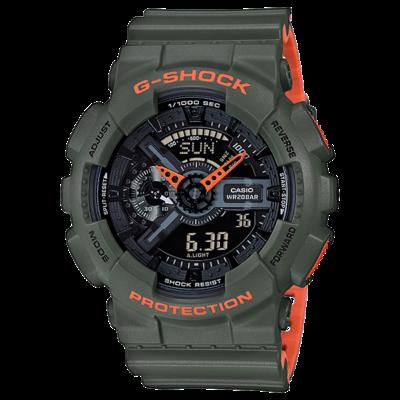 GA-110LN-3A Casio G-Shock Férfi karóra