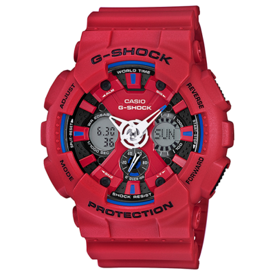GA-120TR-4A Casio G-Shock  Limited Edition Férfi karóra