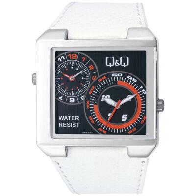 Q&Q GW75J315Y Dual Time Férfi karóra