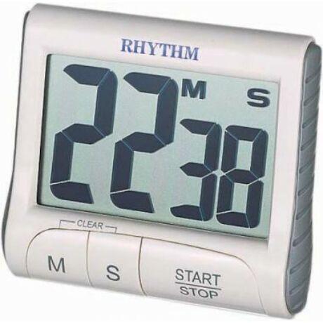 Rhythm LCD LCT013-R03 konyhai visszaszámláló