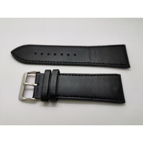 SZ2214  26mm  fekete színű óraszíj - rkt
