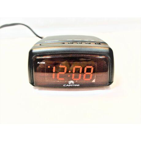 1222 Cartini LED-es ébresztőóra