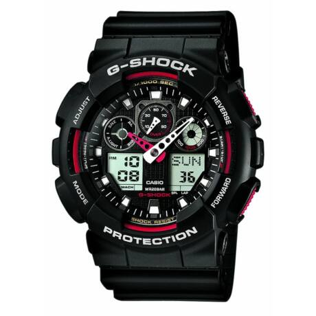 GA-100-1A4 Casio G-Shock Férfi karóra f962c194dc