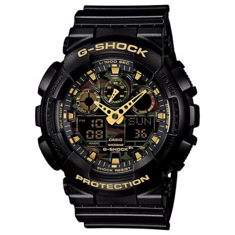GA-100CF-1A9 Casio G-Shock Férfi karóra - ita