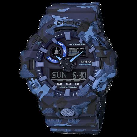 GA-700CM-2A Casio G-Shock Prémium Férfi karóra
