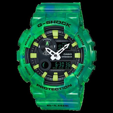 GAX-100MB-3A Casio G-Shock G-LIDE Prémium Férfi karóra