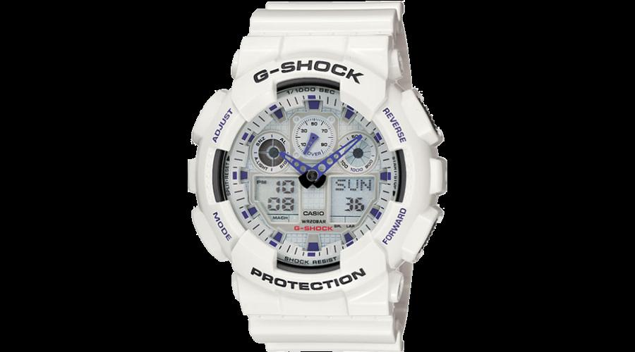 GA-100A-7A Casio G-Shock Férfi karóra Katt rá a felnagyításhoz 066678d750