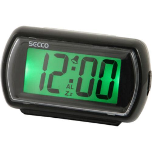 Secco S LD77-01 ébresztőóra