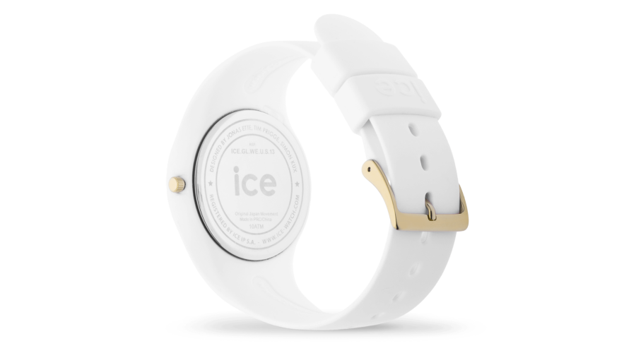 000917 Ice-Watch Ice Glam ICE.GL.WE.U.S.13 Unisex karóra (M-es méret) 173bcd4992