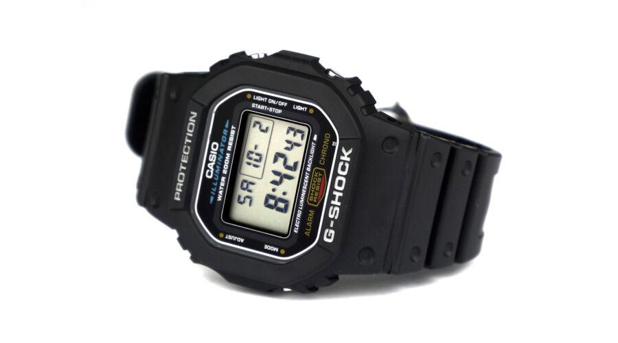 DW-5600E-1VER Casio G-Shock Férfi karóra 9c49a019b6