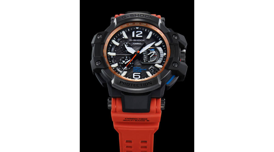 GPW-1000-4A Casio G-Shock GRAVITYMASTER Exlusive Férfi karóra 6721a2ce32